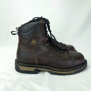 Rocky 5703 Men 9M Waterprf Work Boot 143-19